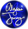 Alyssa Jacey – Welcome, Blue Crew! Logo